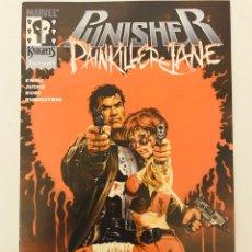 Cómics: PUNISHER PAINKILLER JANE SALÓN DEL CÓMIC BARCELONA. Lote 221951495