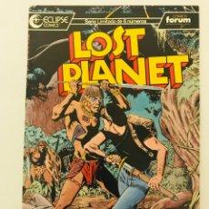 Cómics: LOST PLANET NÚMERO 5 ECLIPSE COMICS. Lote 221952337