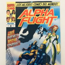 Cómics: ALPHA FLIGHT NÚMERO 3 VOL 2. Lote 221952727