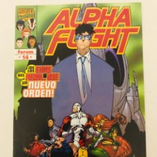 Cómics: ALPHA FLIGHT NÚMERO 14 VOL 2. Lote 221953262