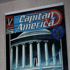 Cómics: CAPITAN AMERICA , MARVELUTION Nº 01 (DIFICIL). Lote 221956223