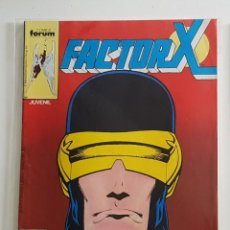Cómics: FACTOR X Nº 10 - VOL.1 - FORUM 1988 - MARVEL - ESTADO SEGUN FOTO. Lote 221963886