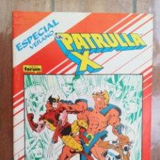 Cómics: LA PATRULLA X. VOL 1. ESPECIAL VERANO 1988. FORUM. Lote 221971605