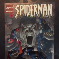 Cómics: SPIDERMAN VOL.5 N.8 HÉROES Y VILLANOS LOMO ROJO ( 1999/2002 ).. Lote 221973142