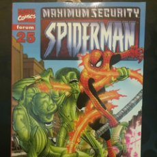 Cómics: SPIDERMAN VOL.5 N.25 MÁXIMUM SECURITY LOMO ROJO ( 1999/2002 ).. Lote 221973688