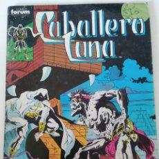 Cómics: COMIC CABALLERO LUNA .ED FORUM N 2. Lote 221980846