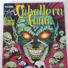 Cómics: COMIC CABALLERO LUNA .ED FORUM N 3. Lote 221980863