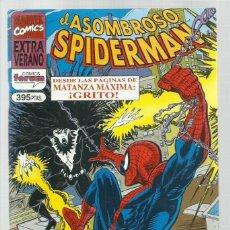 Cómics: ASOMBROSO SPIDERMAN, EXTRA VERANO 1995, FORUM, MUY BUEN ESTADO. Lote 221984560