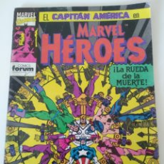 Cómics: COMIC MARVEL.ED FORUM. N 52 .EL CAPITÁN AMÉRICA. Lote 222000340