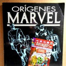 Cómics: ORÍGENES MARVEL Nº 4 : LOS VENGADORES ( FORUM ) THE AVENGERS Nº1-5. Lote 222010385