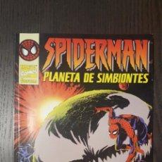 Cómics: COMIC - SPIDERMAN - PLANETA DE SIMBIONTES - FORUM - MARVEL. Lote 222044223