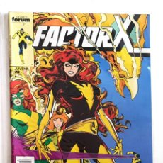 Cómics: FACTOR X Nº 13 - VOL.1 - FORUM 1988 - MARVEL - ESTADO SEGUN FOTO. Lote 222049233