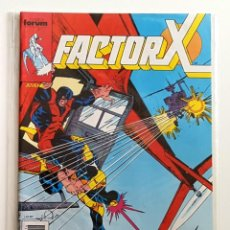 Cómics: FACTOR X Nº 16 - VOL.1 - FORUM 1988 - MARVEL - ESTADO SEGUN FOTO. Lote 222050156