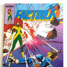 Cómics: FACTOR X Nº 17 - VOL.1 - FORUM 1989 - MARVEL - ESTADO SEGUN FOTO. Lote 222056780