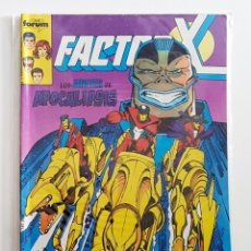 Cómics: FACTOR X Nº 18 - VOL.1 - FORUM 1989 - MARVEL - ESTADO SEGUN FOTO. Lote 222056967