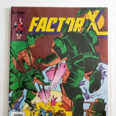 Cómics: FACTOR X Nº 19 - VOL.1 - FORUM 1989 - MARVEL - ESTADO SEGUN FOTO. Lote 222057285