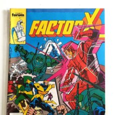 Cómics: FACTOR X Nº 21 - VOL.1 - FORUM 1989 - MARVEL - ESTADO SEGUN FOTO. Lote 222058280