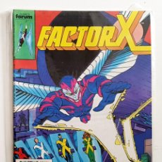 Cómics: FACTOR X Nº 22 - VOL.1 - FORUM 1989 - MARVEL - ESTADO SEGUN FOTO. Lote 222059196
