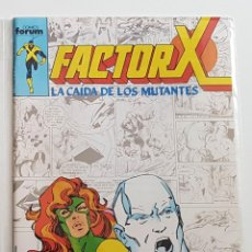 Cómics: FACTOR X Nº 24 - VOL.1 - FORUM 1989 - MARVEL - ESTADO SEGUN FOTO. Lote 222059711