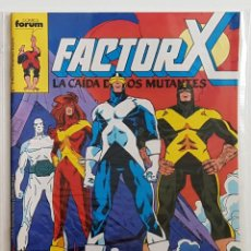Cómics: FACTOR X Nº 25 - VOL.1 - FORUM 1989 - MARVEL - ESTADO SEGUN FOTO. Lote 222059955