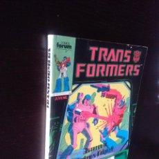 Cómics: TRANSFORMERS 16-17-18-19-20. Lote 222060237