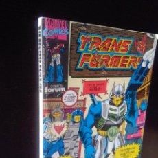 Cómics: TRANSFORMERS 58-59-60. Lote 222060806