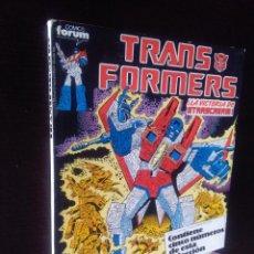 Cómics: TRANSFORMERS 46-47-48-49-50. Lote 222060991