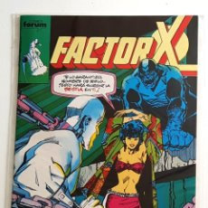 Cómics: FACTOR X Nº 30 - VOL.1 - FORUM 1989 - MARVEL - ESTADO SEGUN FOTO. Lote 222061138