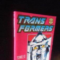 Cómics: TRANSFORMERS TOMO 12 NUMEROS 64-65-66. Lote 222061366