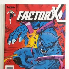 Cómics: FACTOR X Nº 32 - VOL.1 - FORUM 1989 - MARVEL - ESTADO SEGUN FOTO. Lote 222061550