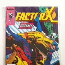 Cómics: FACTOR X Nº 33 - VOL.1 - FORUM 1989 - MARVEL - ESTADO SEGUN FOTO. Lote 222061751