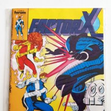 Cómics: FACTOR X Nº 34 - VOL.1 - FORUM 1989 - MARVEL - ESTADO SEGUN FOTO. Lote 222061902