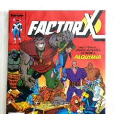 Cómics: FACTOR X Nº 35 - VOL.1 - FORUM 1989 - MARVEL - ESTADO SEGUN FOTO. Lote 222062062