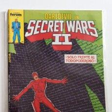 Cómics: MARVEL SUPERHEROES - SECRET WARS Nº 22 - EDITORIAL FORUM - 1986 - MARVEL - 1ª EDICION. Lote 222083691