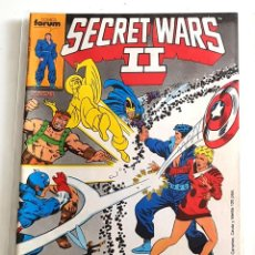 Cómics: MARVEL SUPERHEROES - SECRET WARS Nº 25 - EDITORIAL FORUM - 1986 - MARVEL - 1ª EDICION. Lote 222084098