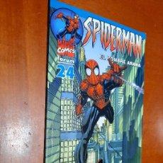 Cómics: SPIDERMAN 24. COMICS FORUM. RÚSTICA. BUEN ESTADO. DE UNA PIEZA.. Lote 222088011
