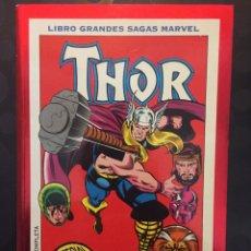 Cómics: THOR N.2 LA SAGA DE LA GALAXIA NEGRA COLECCIÓN LIBRO GANDES SAGAS MARVEL N.20 ( 1994/1995 ).. Lote 222101455