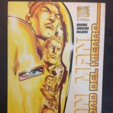 Cómics: IRON MAN : LA EDAD DE HIERRO ( 1999 ).. Lote 222103167