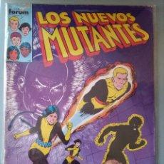Cómics: LOS NUEVOS MUTANTES 1 PRIMERA EDICIÓN FORUM - 1986. Lote 222137818