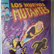 Cómics: LOS NUEVOS MUTANTES 1 PRIMERA EDICIÓN FORUM - 1986. Lote 222137860