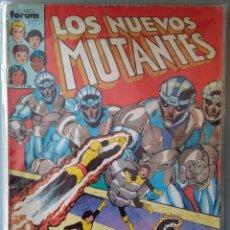 Cómics: LOS NUEVOS MUTANTES 2 PRIMERA EDICIÓN FORUM - 1986. Lote 222137975
