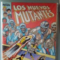 Cómics: LOS NUEVOS MUTANTES 2 PRIMERA EDICIÓN FORUM - 1986. Lote 222138153