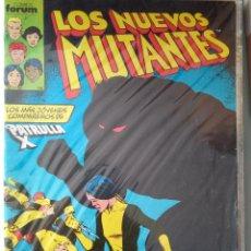 Cómics: LOS NUEVOS MUTANTES 3 PRIMERA EDICIÓN FORUM - 1986. Lote 222138202