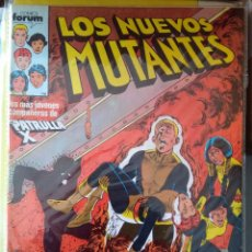 Cómics: LOS NUEVOS MUTANTES 4 PRIMERA EDICIÓN FORUM - 1986. Lote 222138265