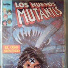 Fumetti: LOS NUEVOS MUTANTES 18 PRIMERA EDICIÓN FORUM - 1986. Lote 222139302