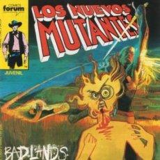 Fumetti: LOS NUEVOS MUTANTES 20 PRIMERA EDICIÓN FORUM - 1987. Lote 222139385