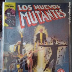 Comics: LOS NUEVOS MUTANTES 21 PRIMERA EDICIÓN FORUM - 1987. Lote 222139392