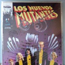 Comics: LOS NUEVOS MUTANTES 25 PRIMERA EDICIÓN FORUM - 1987. Lote 222139557
