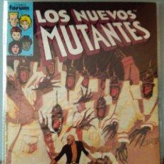 Comics: LOS NUEVOS MUTANTES 29 PRIMERA EDICIÓN FORUM - 1987. Lote 222139648