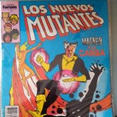 Cómics: LOS NUEVOS MUTANTES 37 PRIMERA EDICIÓN FORUM - 1988. Lote 222139873